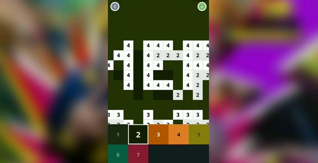 Игра Pixel Art - Раскраска по номерам v4.9 полная версия