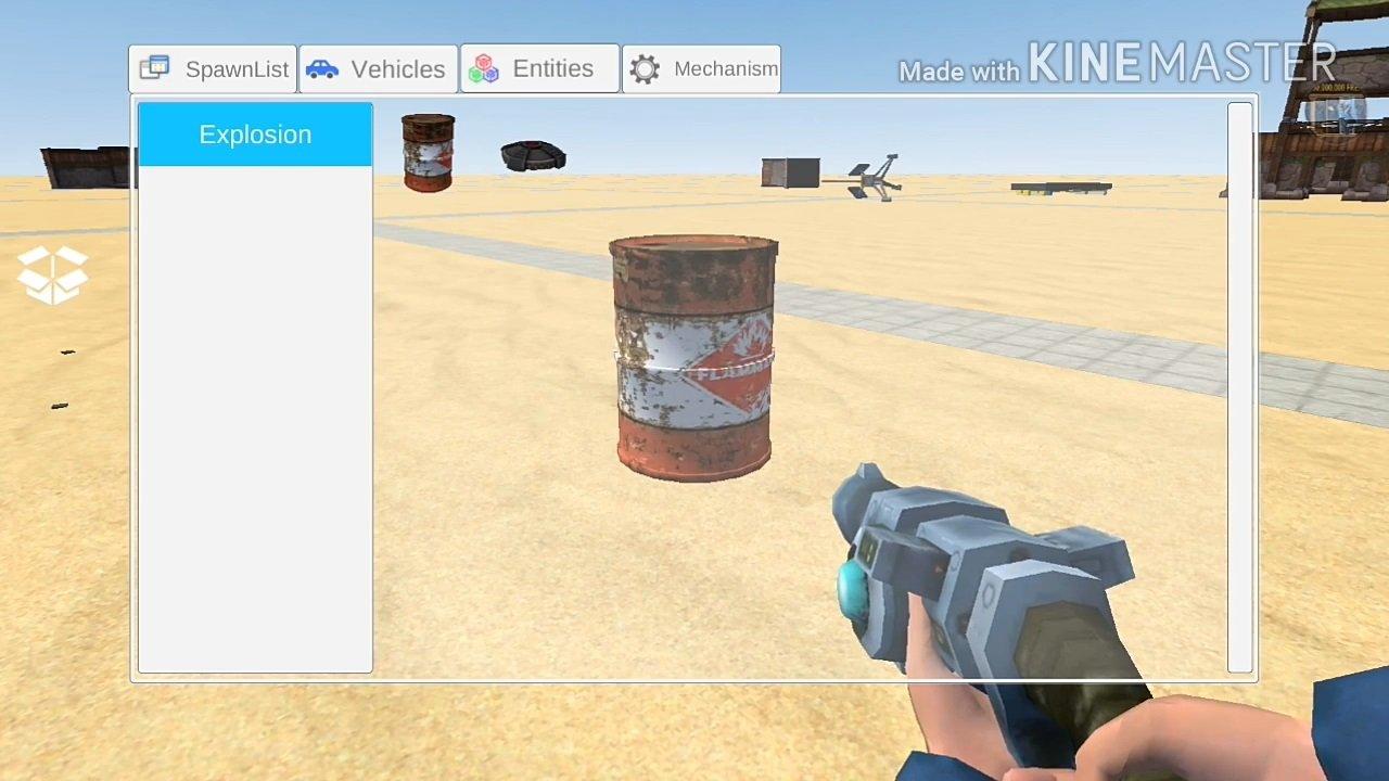 Скачать Ultimate Sandbox v2.0.3 Мод свободные покупки