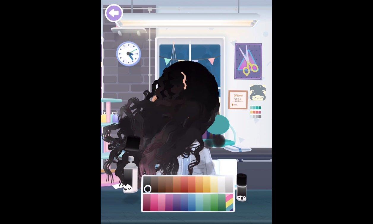 toca hair salon 3 apk mod