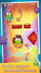 Cut the Rope: Time Travel HD v 1.8.0 Мод много денег